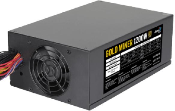 AeroCool GOLD MINER 1200