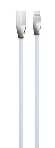 Кабель интерфейсный Red Line SMART HIGH SPEED УТ000010037 USB-Lightning для Apple, белый кабель red line usb – apple lightning white