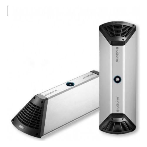 Фото - Очиститель воздуха BioZone AC20 66 м2, 10 дБ, усиленный, алюминиевый очиститель воздуха