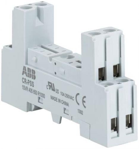 Цоколь ABB 1SVR405650R1000 (стандартный) для реле CR-P CR-PSS