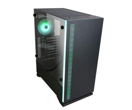 Корпус ATX Zalman S5 Black