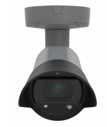 Видеокамера Axis Q1700-LE 01782-001 2Мп для распознавания автономеров. Объектив 18-137мм. Захват номеров на расстоянии 20-50м ночью до 130 км/ч. NEMA