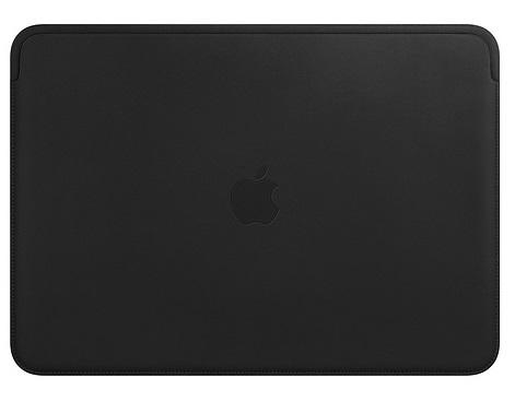 Фото - Чехол кожаный Apple MTEH2ZM/A Leather Sleeve for 13-inch MacBook Pro Black чехол для ipad pro 12 9 apple leather sleeve black