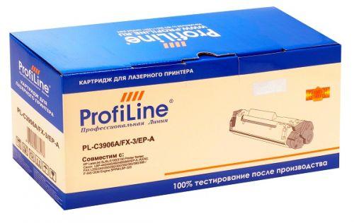Картридж ProfiLine PL-C3906A для принтеров HP LJ 5L/5L FS/5ML/6L/6L GOLD/6L PRO/6LSE/6LXI/3100/Canon LBP 440/445/460/465/660/EP-A 2500 копий ProfiLine