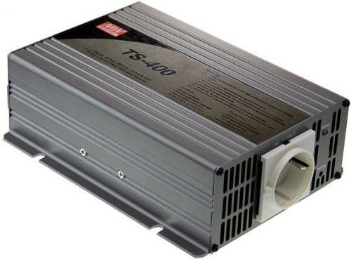 Преобразователь напряжения DC-AC инвертор Mean Well TS-400-248B вых: 400 Вт; U вх: 48 В; U вых: 230 В; Форма: чистый синус