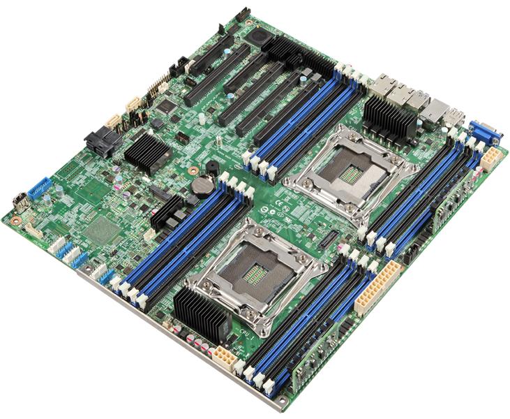 Intel DBS2600CW2R (УЦЕНЕННЫЙ)
