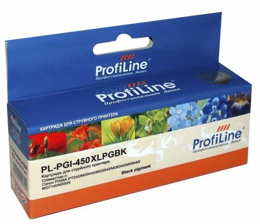 ProfiLine PL-PGI-450PGBK-Bk