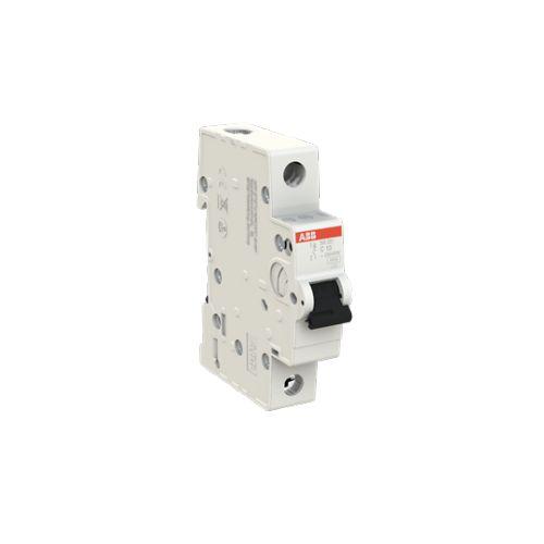 Фото - Автоматический выключатель ABB 2CDS211001R0104 SH201 1P 10А (C) автоматический выключатель abb 2cds251103r0104 s201 1p n 10а с 6ка