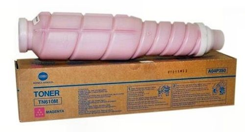 Картридж Konica Minolta A04P350 Тонер пурпурный TN-610M Konica-Minolta bizhub PRO C6500