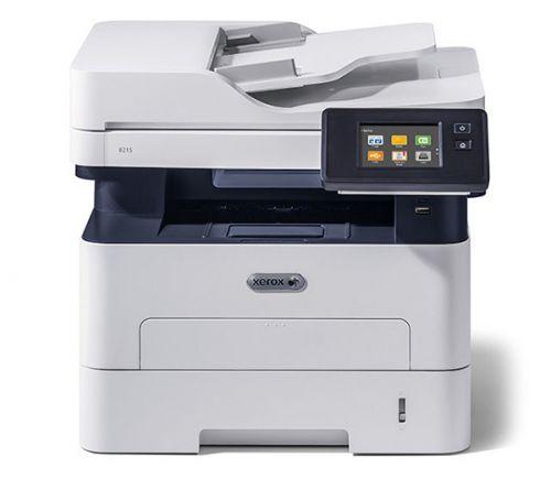МФУ монохромное Xerox WorkCentre B215DNI B215DNI# A4, 30 стр/мин, принтер/сканер/копир/факс, USB2.0, LAN, Wi-Fi, duplex (B215V_DNI)
