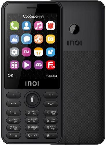 Мобильный телефон INOI 289 black
