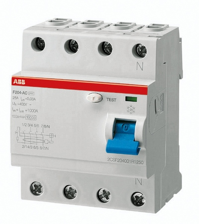 ABB F204 AC-40/0,1
