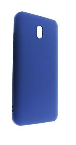 Фото - Чехол BoraSco Microfiber Case 37997 для Xiaomi Redmi 8А синий чехол borasco microfiber case для xiaomi redmi 9a черный
