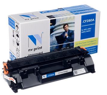 Картридж NVP NV-CF280A для LJ 400 M401D Pro,400 M401DW Pro,400 M401DN Pro,400 (2700k)