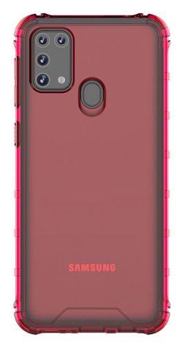Чехол Samsung Araree M cover GP-FPM315KDARR для Samsung Galaxy M31 красный