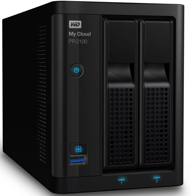 Western Digital WDBVND0040JBK-EEUE