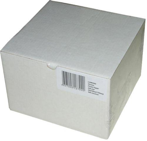 Бумага Lomond 0102082 10x15 Глянцевая , 230г/м2, 500листов