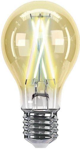 Лампа HIPER Smart LED Filament bulb IoT A60 Vintage HI-A60FIV Wi-Fi/Е27/Шар/7Вт/2700К-6500К/800lm/Тонировка