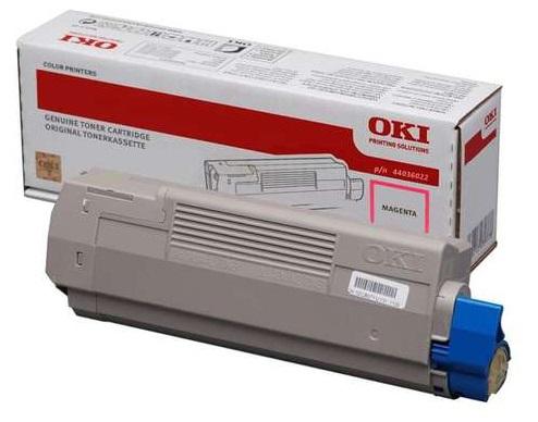 Картридж OKI 44036022 Тонер пурпурный OKI для принтеров C910 и C920WT