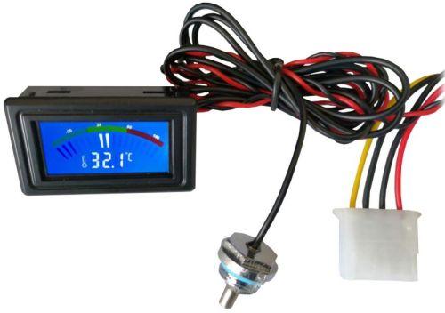 Датчик температуры Lamptron TS709 сЖКиндикатором