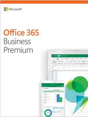 ПО по подписке (электронно) Microsoft 365 Business Premium Corporate Non-Specific (оплата за месяц)