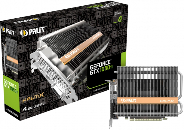 Palit GeForce GTX 1050Ti