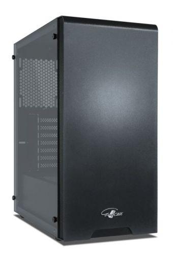 Корпус ATX Eurocase F7 без БП закаленное стекло USB 3.0