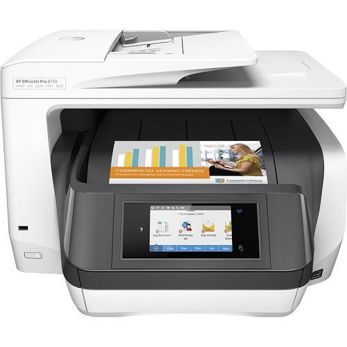 HP Officejet 8730