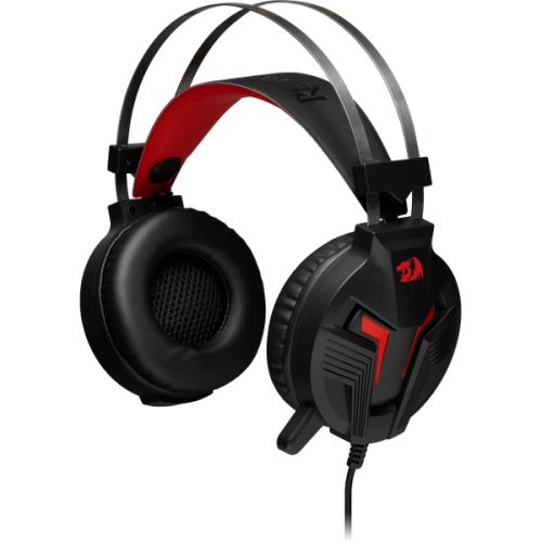 Гарнитура Redragon Memecoleous 75096 черный+красный, кабель 1.8 м недорого
