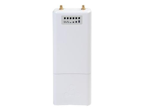 Базовая станция ELTEX WOP-2ac-LR5 802.11 ac (5G WiFi), 5GHz; MIMO 2х2; 1 порт 10/100/1000 Base-T, 1 разьем под SFP модуль, 2 разьема SMA для подключен базовая станция eltex wop 2ac lr5 802 11 ac 5g wifi 5ghz mimo 2х2 1 порт 10 100 1000 base t 1 разьем под sfp модуль 2 разьема sma для подключен
