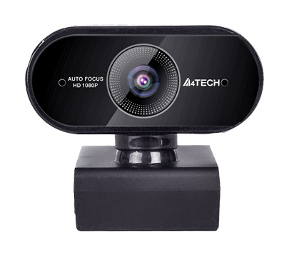 Веб-камера A4Tech PK-930HA черный 2Mpix (1920x1080) USB2.0 с микрофоном (1407236)