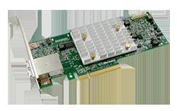 Adaptec Контроллер SAS Adaptec SmartRAID 3154-8e SGL (2290800-R)