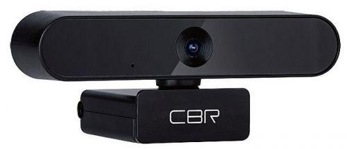 Веб-камера CBR CW 870FHD 2 МП, разрешение видео 1920х1080, USB 2.0, встроенный микрофон с шумоподавлением, автофокус, крепление на мониторе, длина каб
