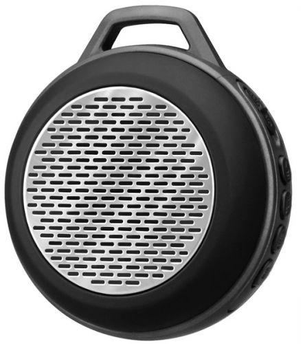 Портативная акустика 1.0 Sven PS-68 SV-016425 черная, 5Вт (RMS), FM-тюнер, microSD, Bluetooth, встроенный аккумулятор