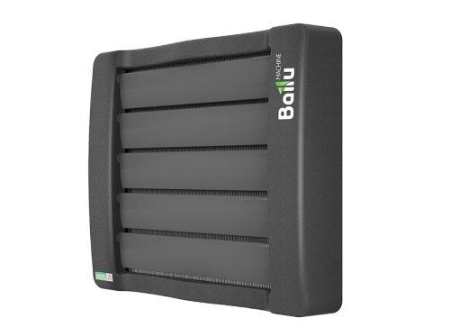 Тепловентилятор Ballu BHP-W3-20-S водяной, 160Вт, 3200м³/час, IP54