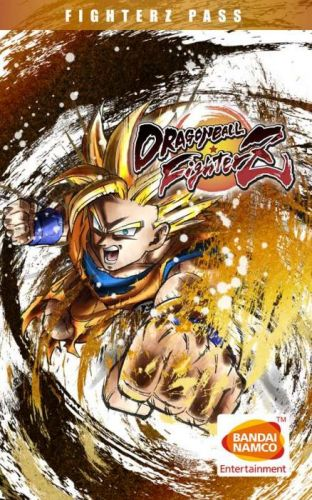 Право на использование (электронный ключ) Bandai Namco DRAGON BALL FighterZ FighterZ Pass