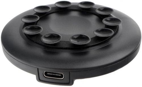 Зарядное устройство беспроводное Cablexpert MP3A-PC-33 QI 10Wt, 7,5Wt, 5Wt