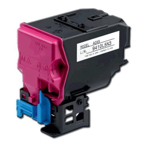 Тонер-картридж Konica Minolta TNP-19M A0X5351 пурпурный, для Konica-Minolta magicolor 4750EN/4750DN, 4К