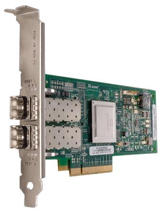 Dell QLogic 2562 Dual Port 8Gb Fibre Channel HBA -Full