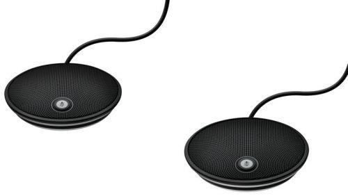 Микрофон для конференций Logitech V-U0037  - купить со скидкой