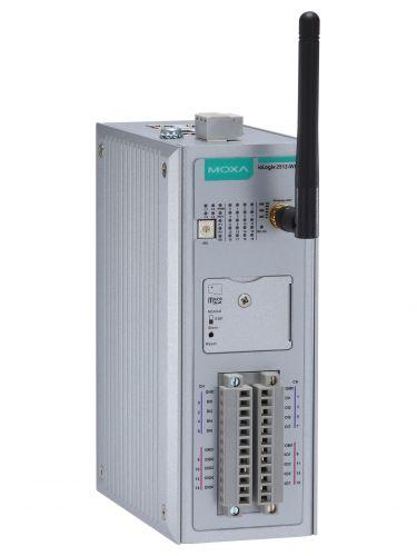 Модуль MOXA ioLogik 2542-WL1-EU-T Smart Remote I/O with 4 AIs, 12 DIOs