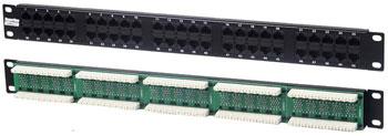 Hyperline PP-19-50T-8P8C-C2-110D