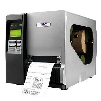 Термопринтер TSC 99-047A002-D0LF этикеток (термотрансферный, 203dpi) TSC TTP-246M Pro, PSU+IE
