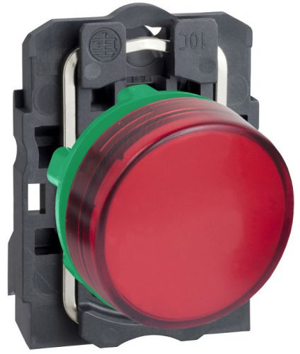 Лампа Schneider Electric XB5EVB4 XB5 сигнальная красная 24В