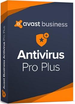 AVAST Software - Право на использование (электронный ключ) AVAST Software avast! Business Antivirus Pro Plus (1-4 users), 3 года (BMPEN36XX001)
