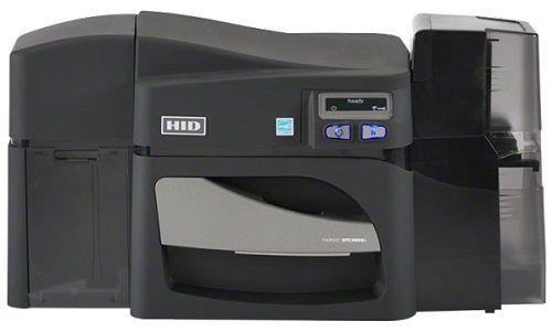 Принтер для печати пластиковых карт Fargo DTC4500e SS 55000 300 dpi, Simplex HID
