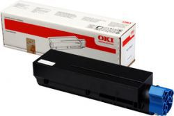 Тонер-картридж OKI 44917608/44917602 для MB491/B431, 12000 страниц А4