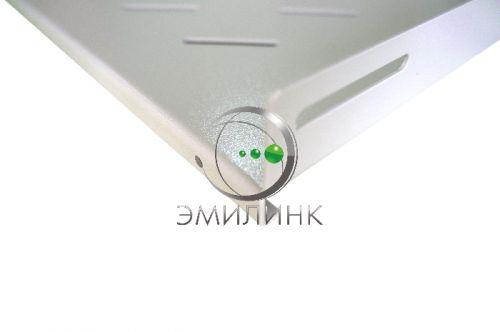 Полка стационарная NTSS NTSS-FS-H-1000-BL для шкафа глубиной 1000мм (усиленная до 100кг) RAL9005 стяжка для рамы кровати усиленная черная al12r bl