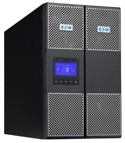 Фото - Источник бесперебойного питания Eaton 9SX8KiRT 9SX 8000i RT6U 8000VA/7200W Hardwired USB, RS232, DB9, REPO USB A-USB B, RS232-RJ45, C13-C14 - 2 шт, на сандалии repo j1267 белый