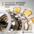 Autodesk AutoCAD Inventor LT Suite 2020 Single-user ELD 3-Year